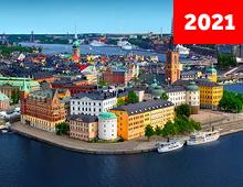 Joyas del Báltico 1 – inicio en Estocolmo