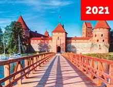 Finlandia, las Repúblicas Bálticas y Polonia  3*