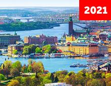 Suecia, Finlandia y las Repúblicas Bálticas  3*