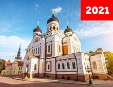 Ruta del Ámbar: Estonia, Letonia, Lituania y Helsinki – inicio en Vilnius  3*