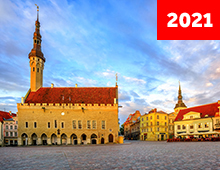 Helsinki y Las Repúblicas Bálticas  3*