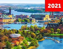 Las Repúblicas Bálticas y Estocolmo – inicio en Vilnius